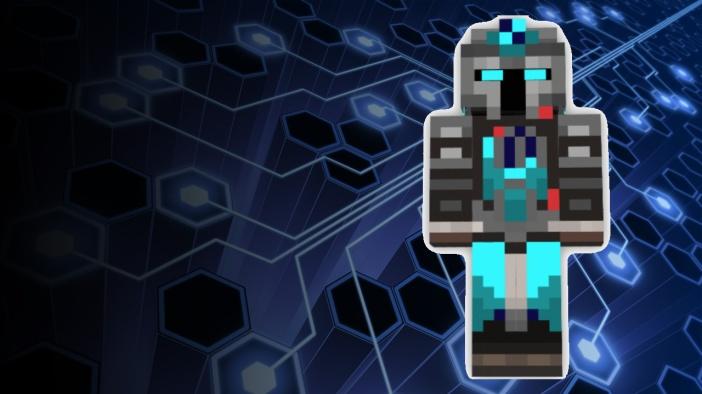 minecraftrobotskin